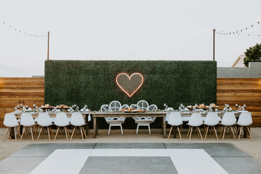 Mid Century Modern Palm Springs Wedding Lautner Compound May Iosotaluno Photography 29