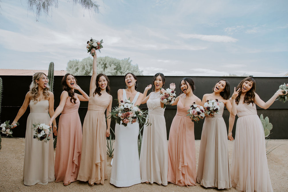 Mid Century Modern Palm Springs Wedding Lautner Compound May Iosotaluno Photography 18