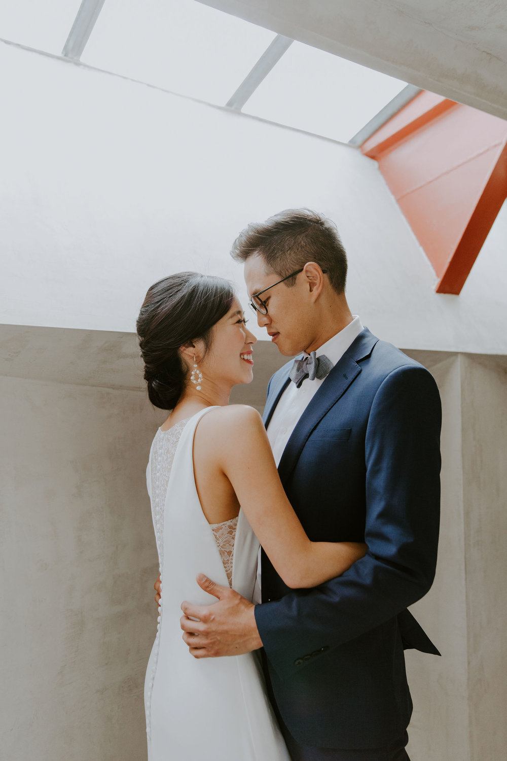 Mid Century Modern Palm Springs Wedding Lautner Compound May Iosotaluno Photography 13