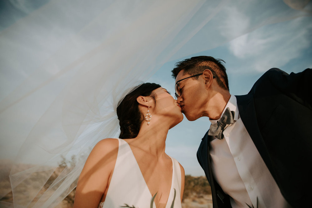 Mid Century Modern Palm Springs Wedding Lautner Compound May Iosotaluno Photography 24