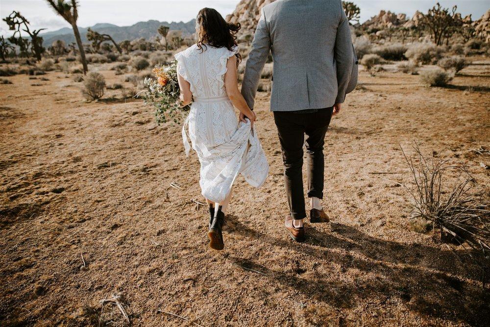 Joshua Tree CA Elopement Wedding  Photographer May Iosotaluno 28.jpg