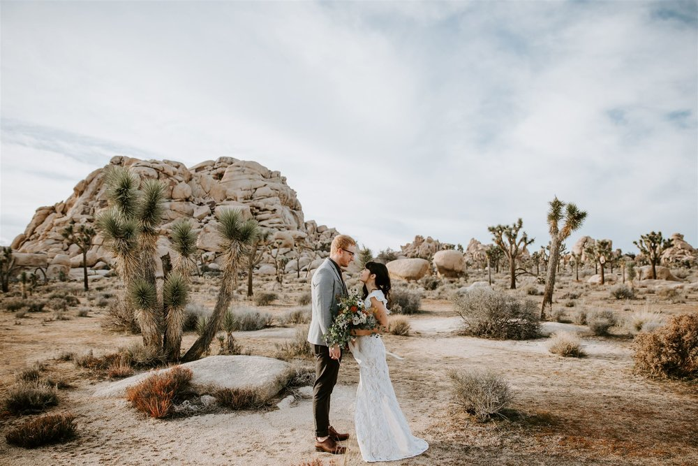 Joshua Tree CA Elopement Wedding  Photographer May Iosotaluno 33.jpg