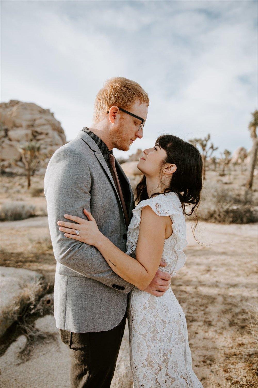 Joshua Tree CA Elopement Wedding  Photographer May Iosotaluno 49.jpg