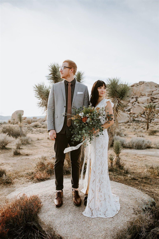Joshua Tree CA Elopement Wedding  Photographer May Iosotaluno 09.jpg