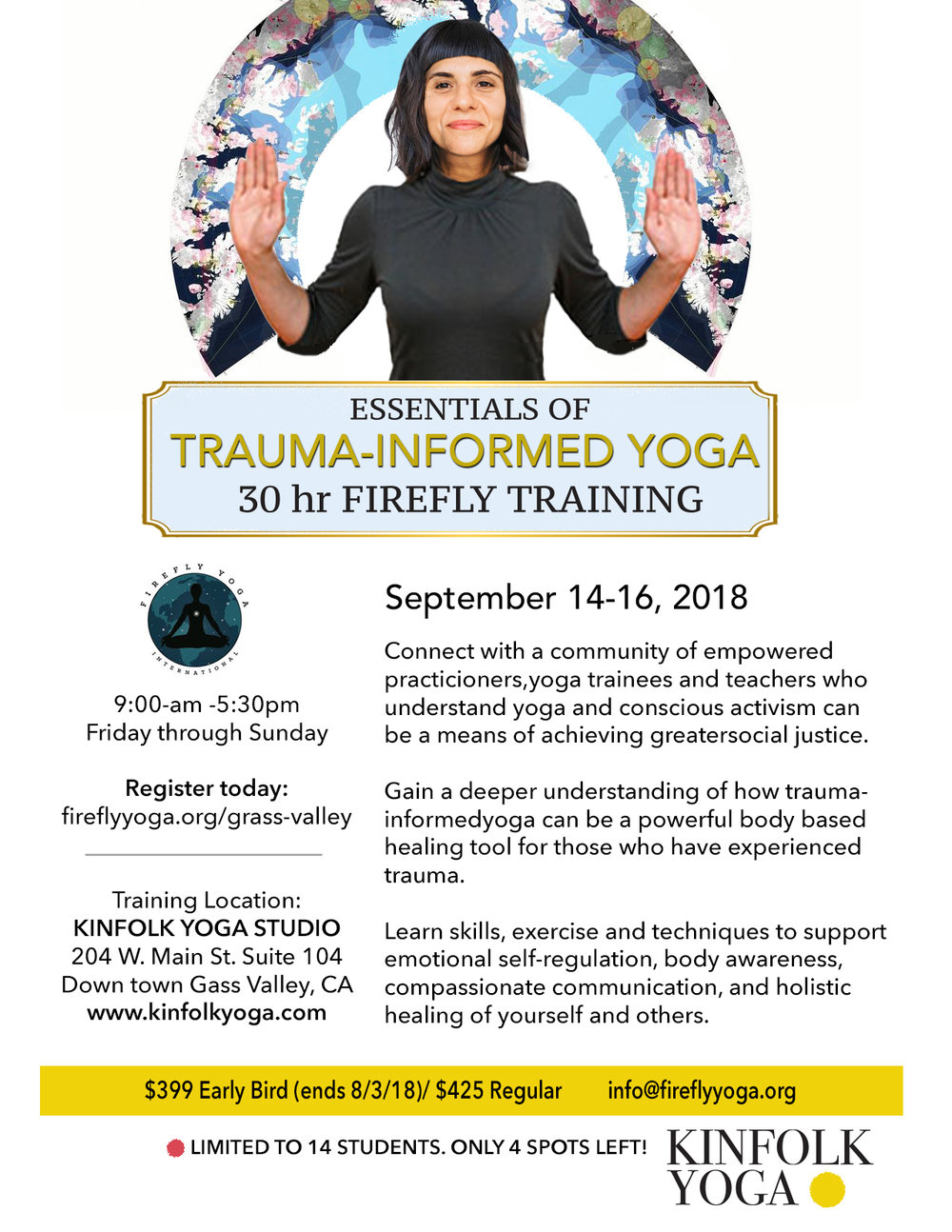 Firefly Yoga Kinfolk Yoga Trauma Informed Yoga