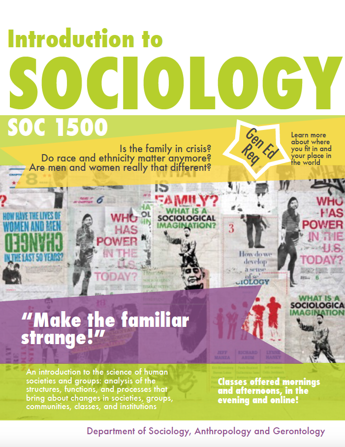 an introduction to the analysis of sociology