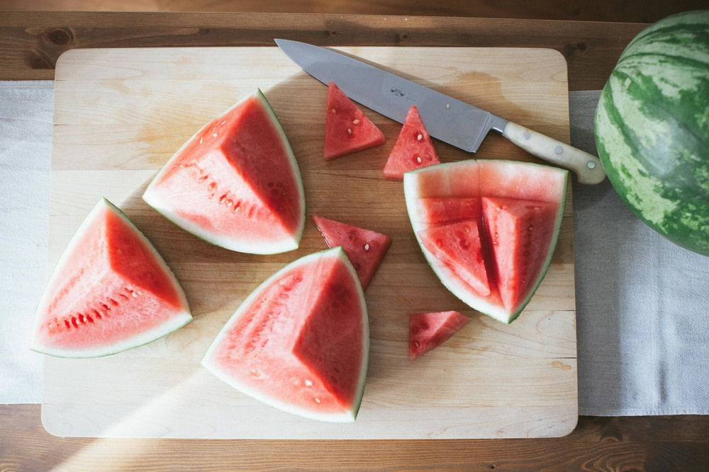 Have you ever taken a watermelon home only to find that it's terrible and flavorless inside? Yeah, me too. Hopefully with these tips you'll never have to go through that again.