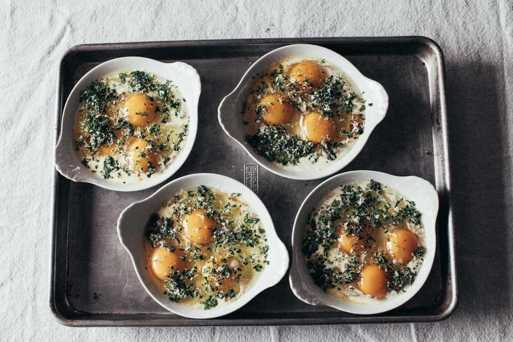 3. about to be baked - baked eggs.jpg