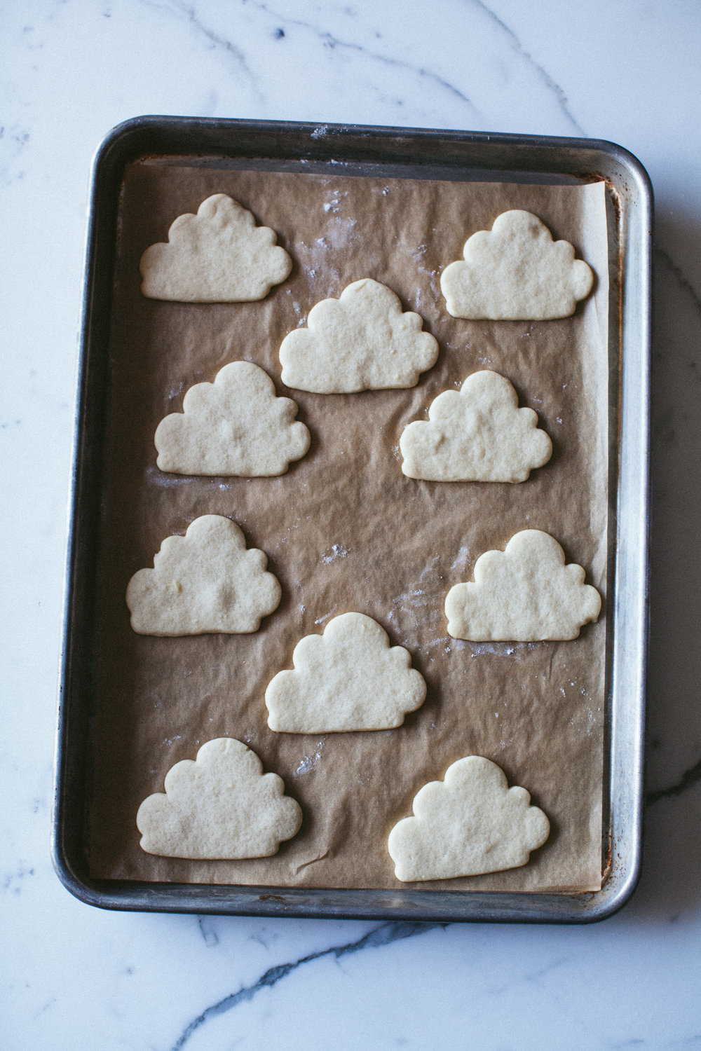 on cookie sheet | sugar cookies_.jpg