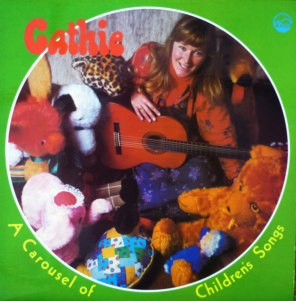 Cathie Harrop - A Carousel of Childrens Songs