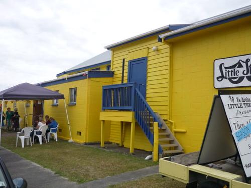 Te Aroha Little Theatre