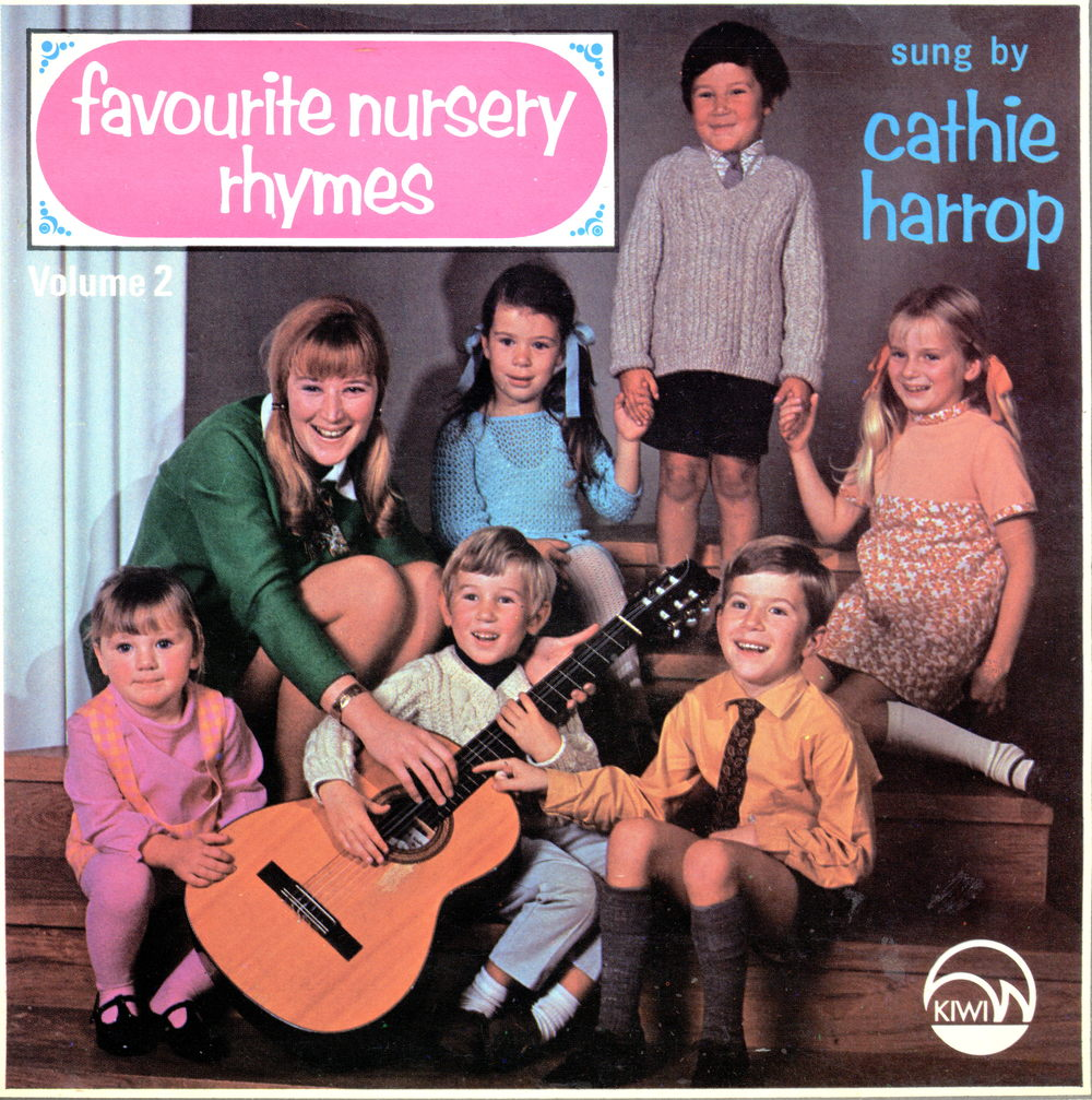 Favourite Nursery Rhymes Vol. 2 Cathie Harrop