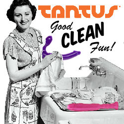 Click the banner above to purchase some of Tantus' 100% body safe and non-toxic silicone awesomeness.