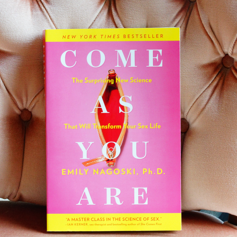 Come As You Are is still being read, but I already know that it's something I'm going to recommend to everyone I know. Though it is targeted specifically for women, I think everyone could benefit from it. It's going to be hard to write a review because I'm going to want to just reproduce the entire book and make people read it. It's so good. Click on the image to read about it and get your own!