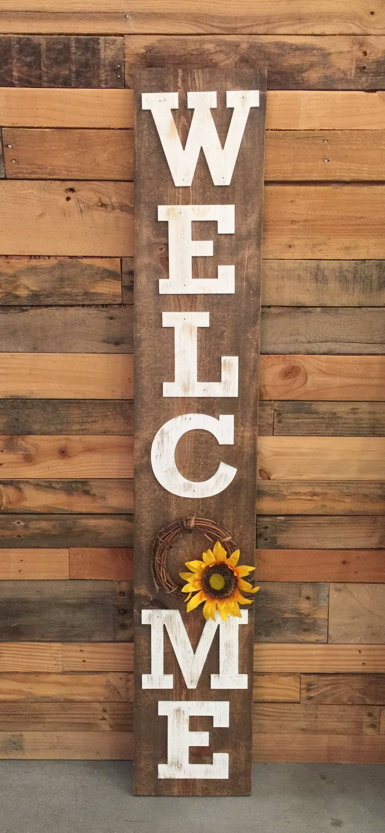 Front Porch Welcome Sign $46