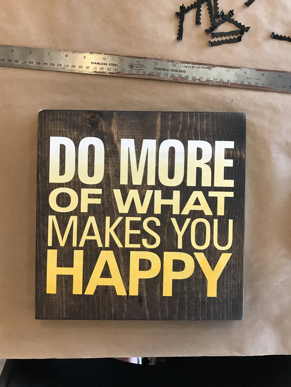 Do More of What Makes You Happy $34