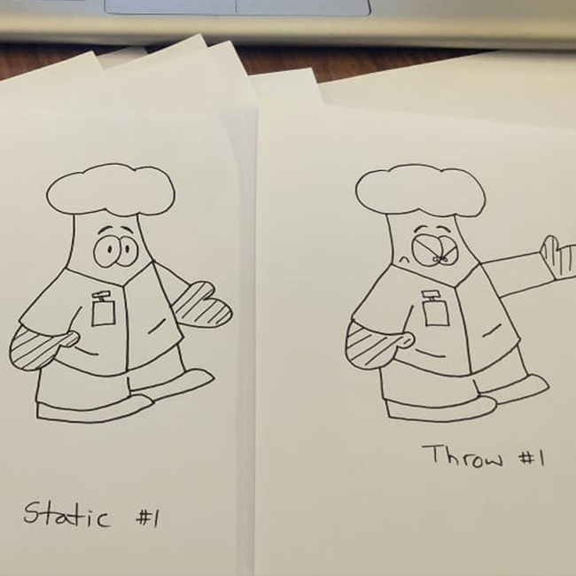 Kitchen Chaos game