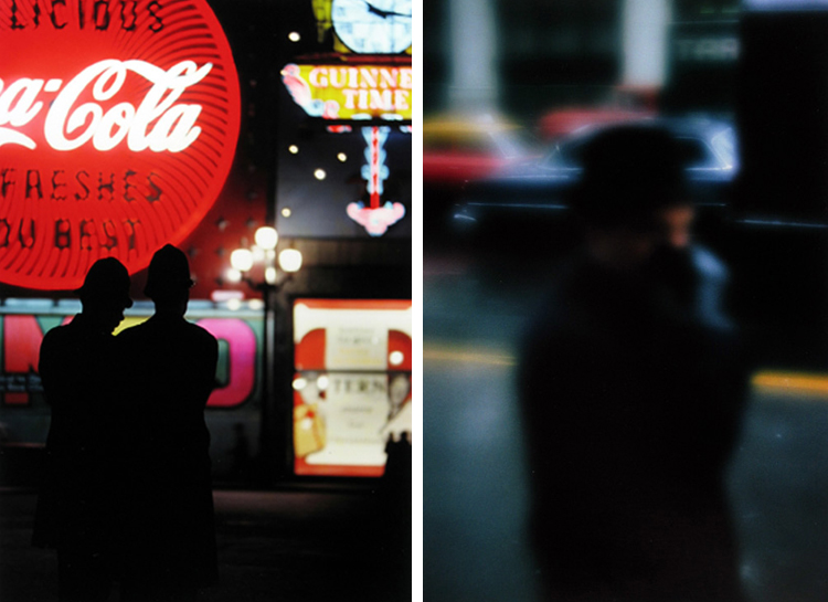 Photographs by Saul Leiter