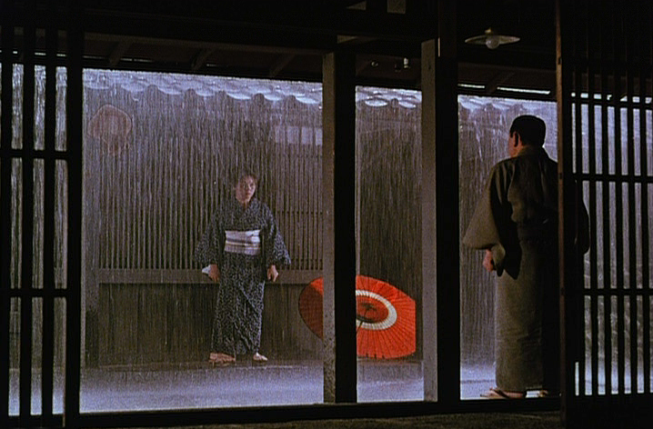 """You ungrateful brute!""  Floating Weeds  ( Yasujirō Ozu , 1959)"