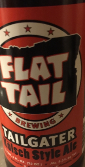 "Flat Tail Brewing Tailgater Kolsch Ale   Where to fucking start with this shit show? This beer's only redeeming quality is that it has alcohol in it. The flavor of this ""beer"" is similar to sweet Budweiser, and that is almost an insult to Budweiser. Wook says: ""I would rather suck my own dick than drink that beer again!""  Ratings:  Josh 1/10  Wook 1/10"