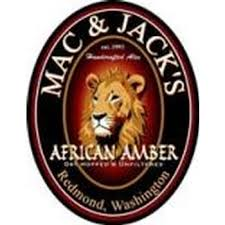 Mack and Jack's African Amber   There aren't many redeeming aspects of this beer. It is beer, it has alcohol in it, but beyond that there is nothing spectacular about this beer, nothing that stands out. An Amber beer in name only, not in taste.  Rating: 2.75/10