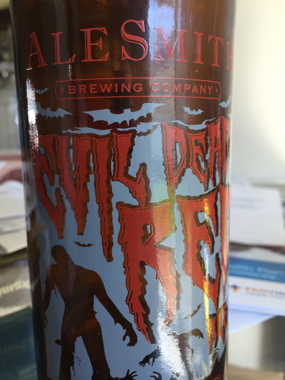 Ale Smith Brewing Evil Dead Red Ale