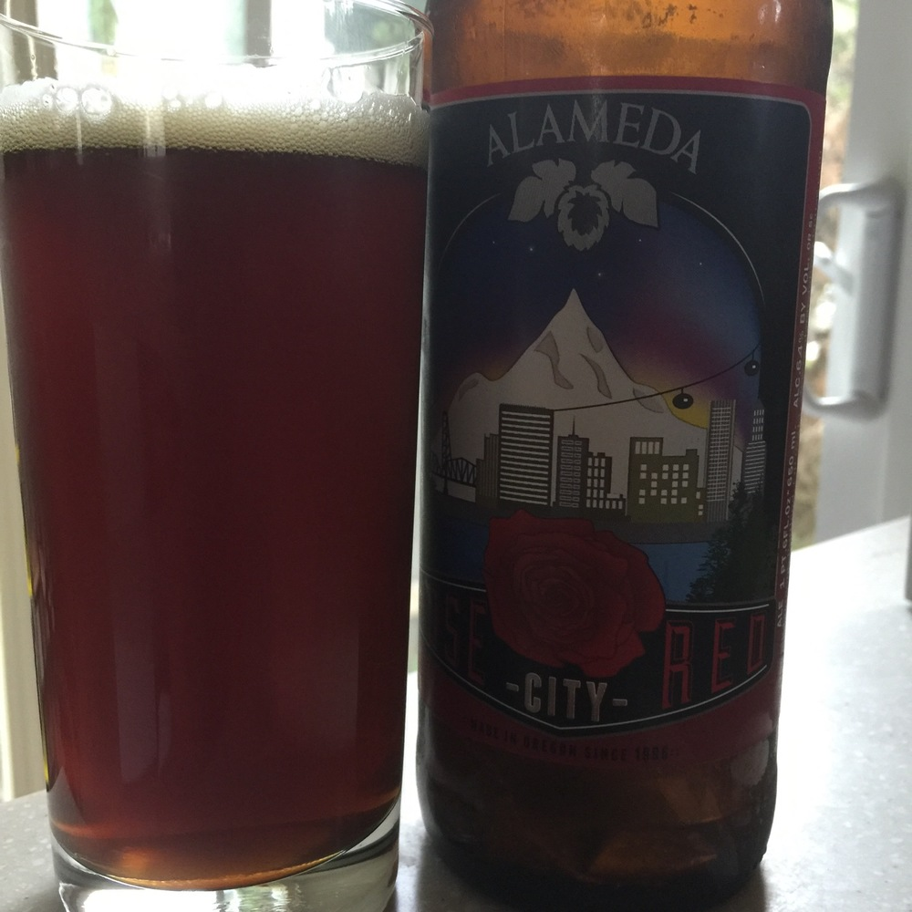 Alameda Rose City Red Ale