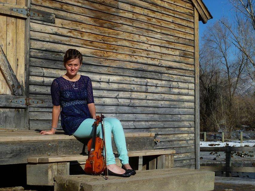 Moriah Ozberkmen- Fiddle