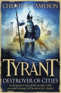 The Tyrant by Christian Cameron