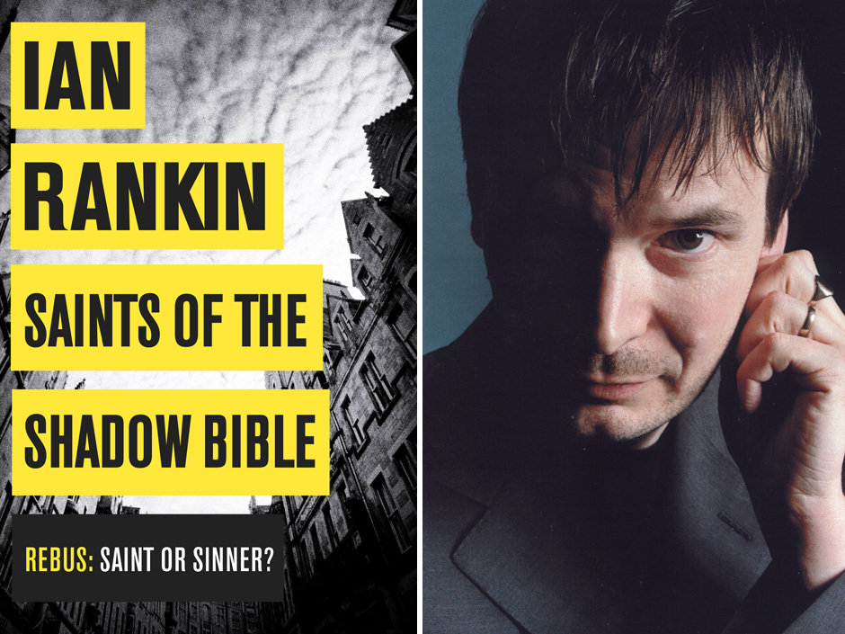Photo and feature ran in the National Post, AFTERWORD READING SOCIETY  on November 12.  Q&A with Ian Rankin.