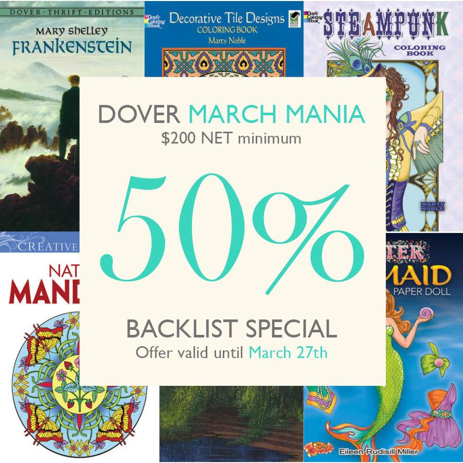 Dover March Mania