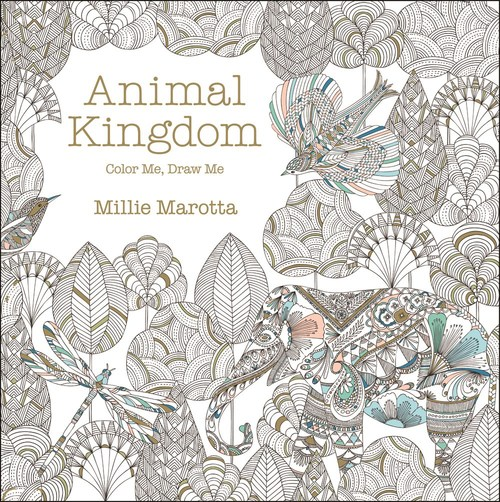 Animal Kingdom 9781454709107 By Millie Marotta