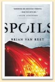 Van Reet ISBN: 9780316316163; $26; Hardcover; available now