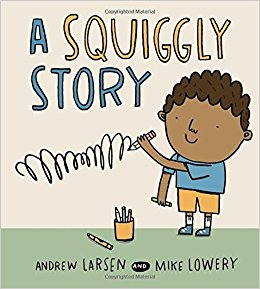 A Squiggly Story 9781771380164
