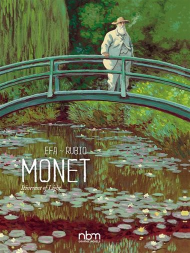 Monet: Iterant of Light (NBM, 9781681121390)