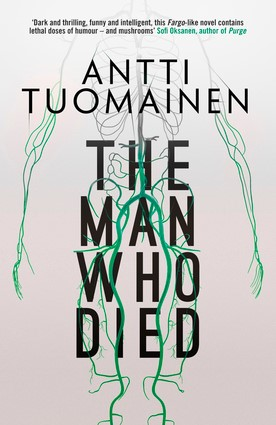The Man Who Died   9781910633847