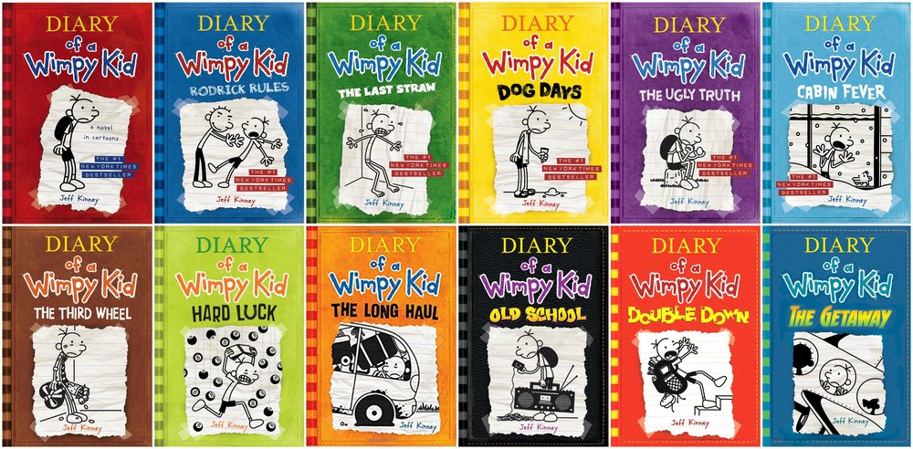 Diary of A Wimpy Kid Series_Collage.jpg