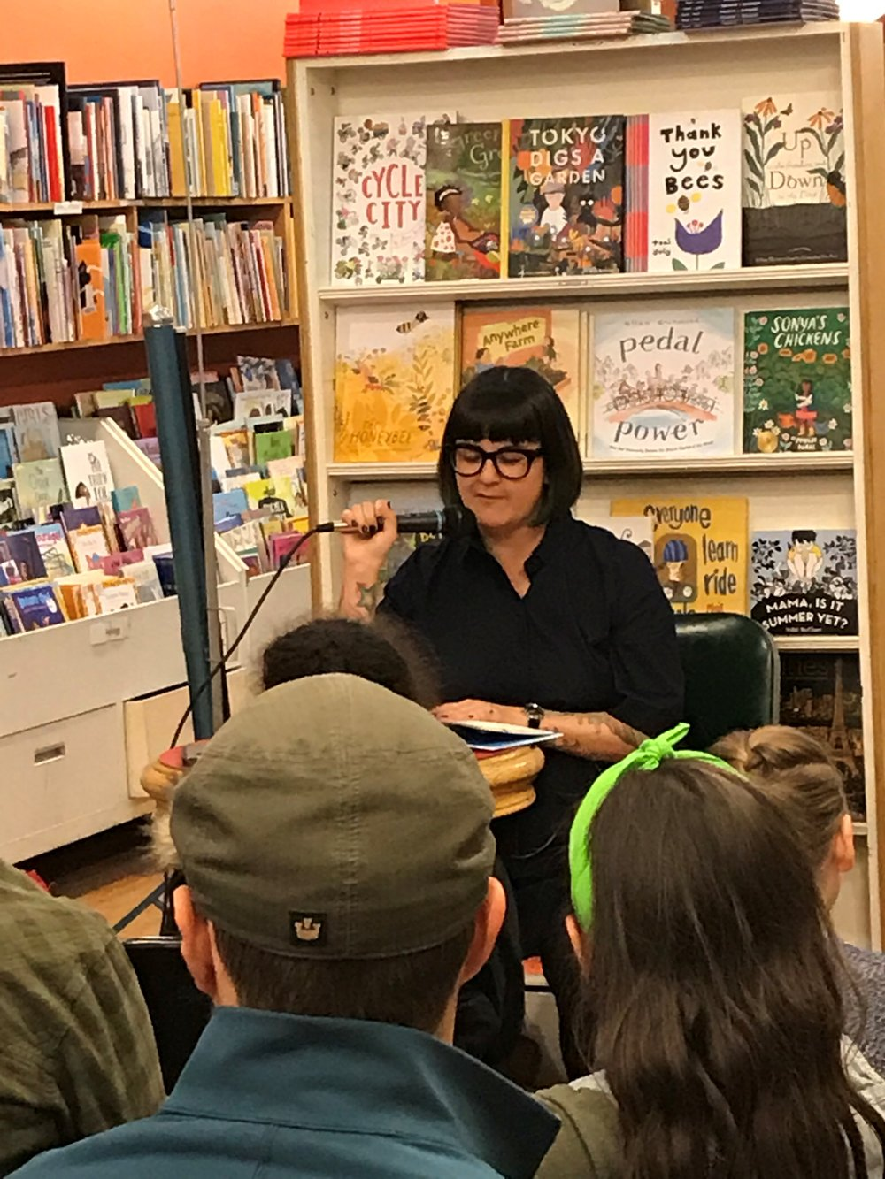 Lumberjanes 2 Book Launch_Another Story (6).jpg
