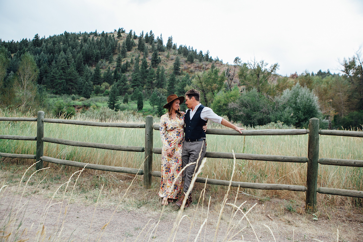 Colorado Engagement | Forever Cole Events | Mountains