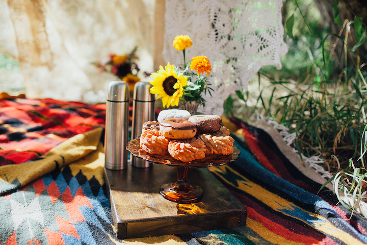 Colorado Engagement | Forever Cole Events | Voodoo Doughnuts