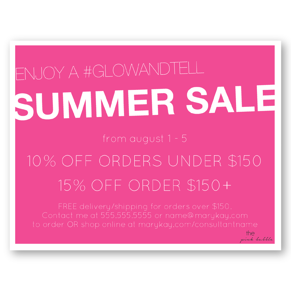 Glow and Tell Sale PC DI-01.png