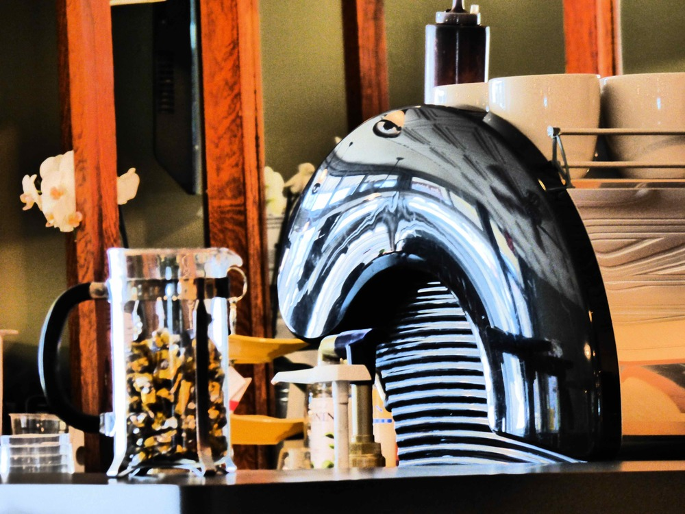 The Mighty Pavoni