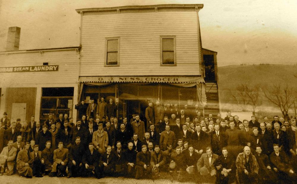 Java John's circa 1900
