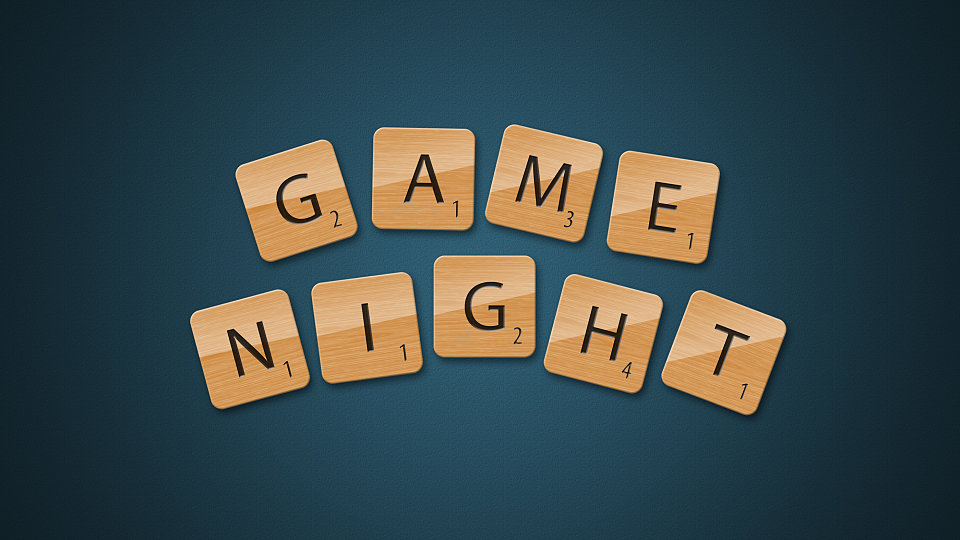 Game Night at the Wheel Barrel