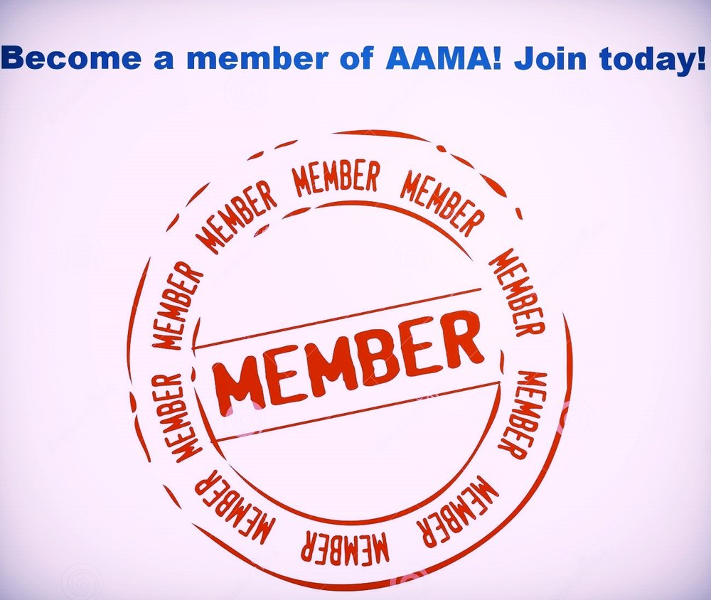 Want to Join? Need to Renew? Check out AAMA's Membership Information Page!