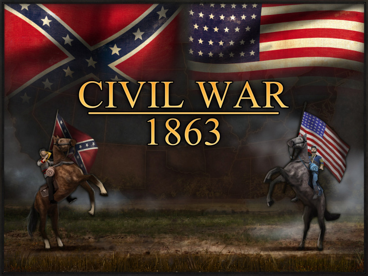 A Civil War strategy game that was temporarily banned by Apple