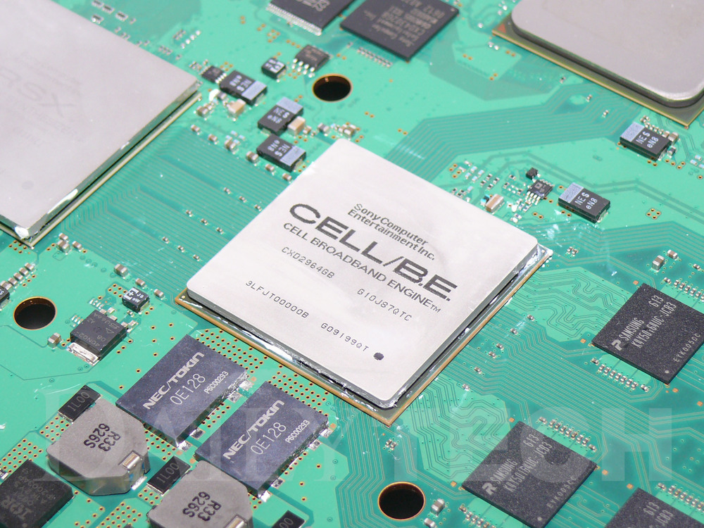 PlayStation 3 Cell Processor