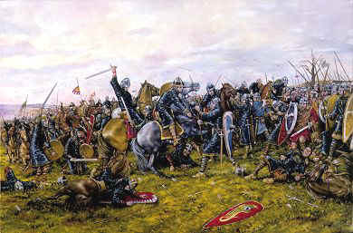 The battle of Hastings by Huscarl