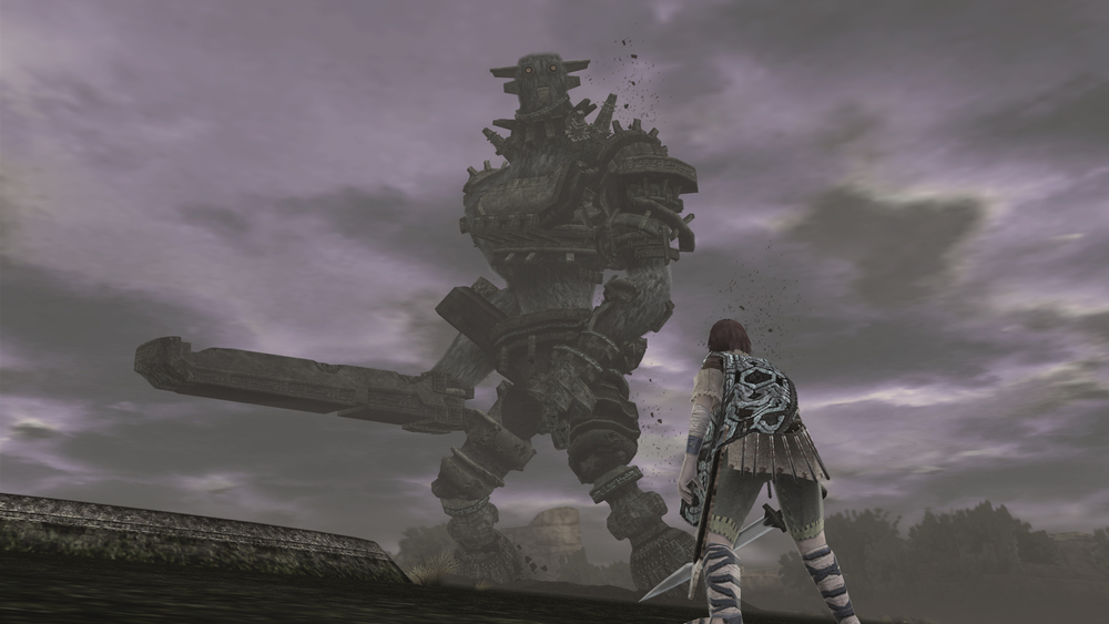 From Shadow of the Colossus