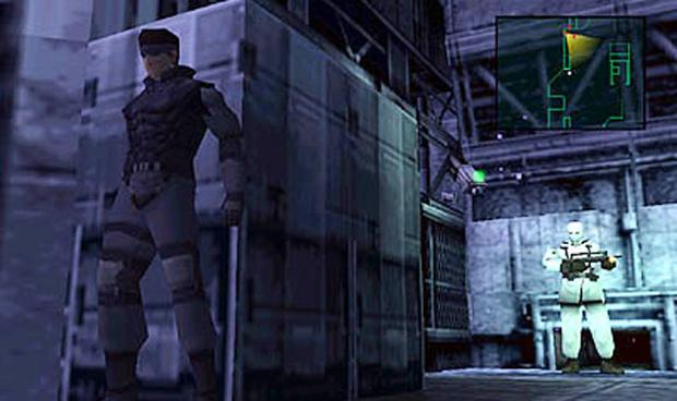 Metal Gear Solid for PlayStation